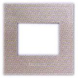 PANASONIC Plat Penutup Saklar [WESJ78029MWS] - Silver - Plat Penutup